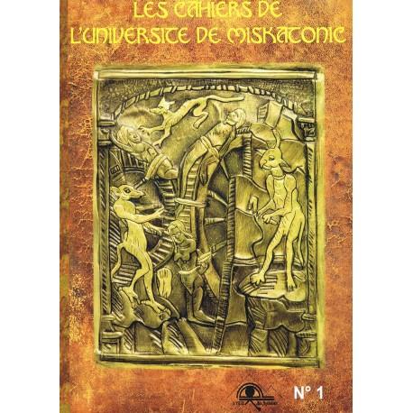 Les Cahiers de l'Université de Miskatonic N°01