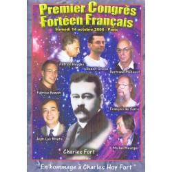 DVD - Premier Congrès Fortéen Français - 14 Octobre 2006