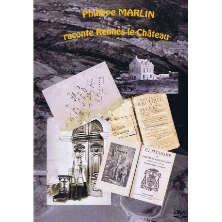 DVD - Philippe Marlin raconte Rennes-le-Château