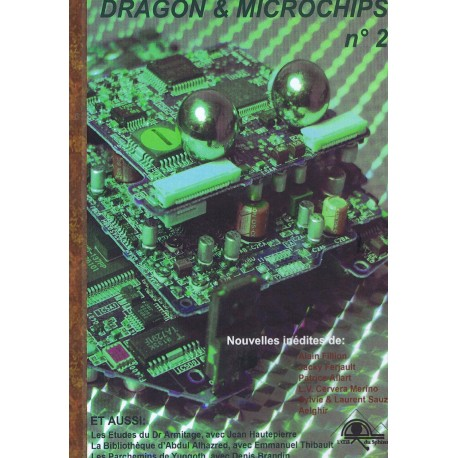 Dragon & Microchips N°02