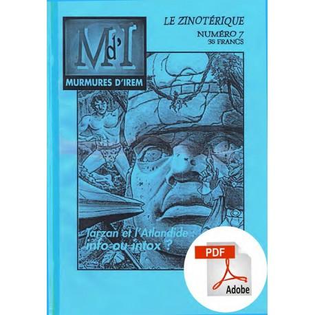 Murmures d'Irem N°07 (1998)