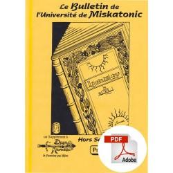 Le Bulletin de l'Université de Miskatonic HS N°02 (1994)