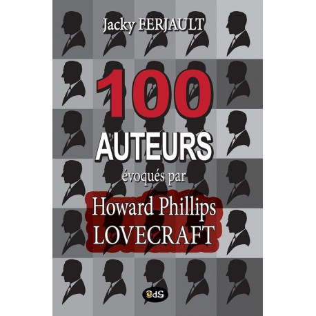 100 Auteurs évoqués par Howard Phillips Lovecraft