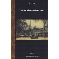 Actes du Colloque d'Études & de Recherches sur Rennes-le-Château 2007