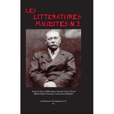 Les Littératures Littératures Maudites N°3