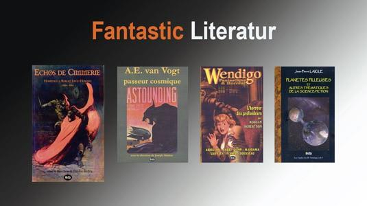 Fantastic Literatur